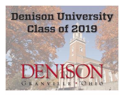 Denison Class of 2019
