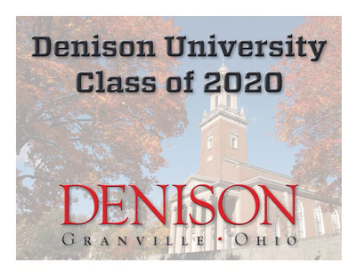 Denison Class of 2020