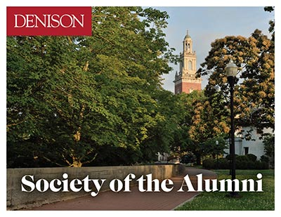 Denison Society of the Alumni