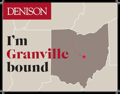 I'm Granville-bound