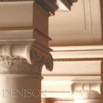 Denison University Columns